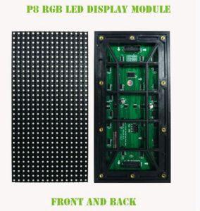 SMD P8 Outdoor LED Module Full Color LED Screen Display Outdoor Using pictures & photos