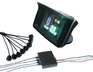 Parking Sensor System/VFD Display Car Parking Sensor/VFD Parking Sensor (Manufacturer) (RD088C4)