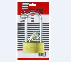 20mm Single Skin Card of Long Shackle (BLL411-1) pictures & photos