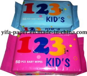 Baby Kid′s Wet Wipes for Cleaning pictures & photos