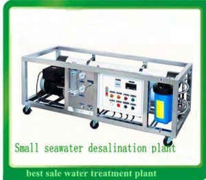 Small RO Sea Water Desalination Plant