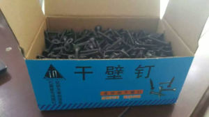 Gypsum Board Black Screws Manufacturer Phillips Bugle Head Drywall Screws pictures & photos