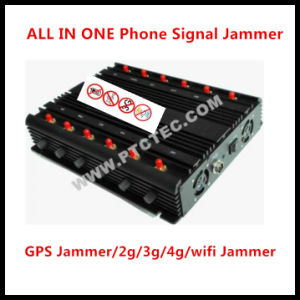 Full Band GPS Lojack Signal Jammer/Signal Blocker pictures & photos