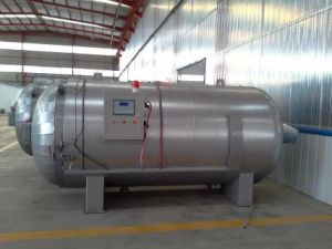 Steam Heating Type Vulcanizing Boiler of Automatic pictures & photos