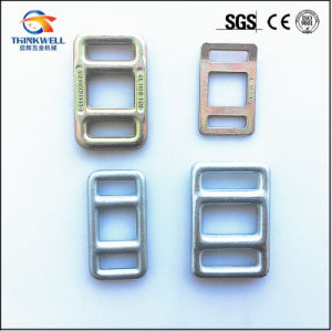 30mm-50mm Galvanized Steel One Way Lashing Buckle for Strap pictures & photos
