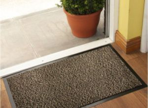 China Cut Pile Olefin Door Mat Rugs Cm005 China Rugs Door Mat