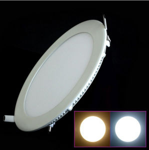 China Manufacturer 9W SMD2835 Round LED Panel Light pictures & photos