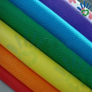 Good Uniformity, Soft PP Spunbond Nonwoven Fabric pictures & photos