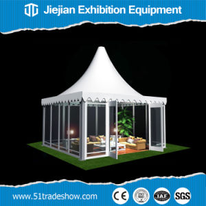 PVC Coated Aluminium Pagoda Tent for Exhibition Sale pictures & photos
