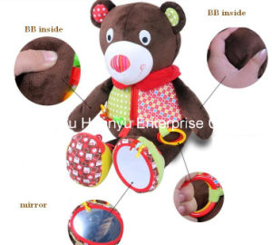 Factory Supply Baby Plush Educational Toy pictures & photos
