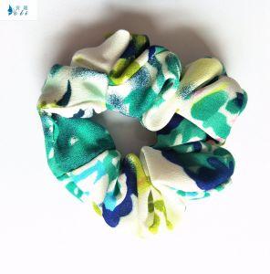Spring Summer Fabric Elastic Ponytails
