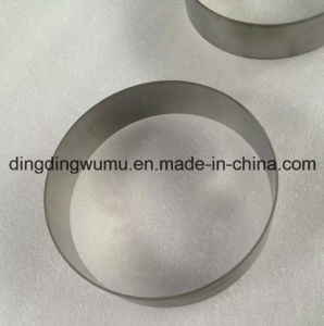Pure Molybdenum Ring for Vacuum Furnace Heat Shield pictures & photos