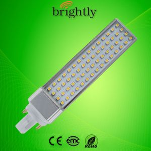 12W 85-265V G24 Base 1100lm LED Lamp