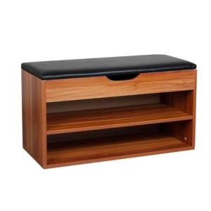 Shoe Rack Storage Cabinet Bench