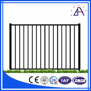 Factory Supply Anodized 6063 T5 ISO Aluminum Railings pictures & photos