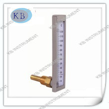 Thermoplastic-Shell Water Heater Industrial Glass Thermometer pictures & photos