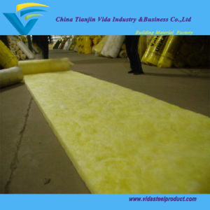 Glass Wool Insulation Blanket with Factory Price