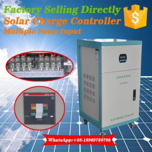 120kw Solar Power System 480V-250A PV Battery Charge Controller pictures & photos