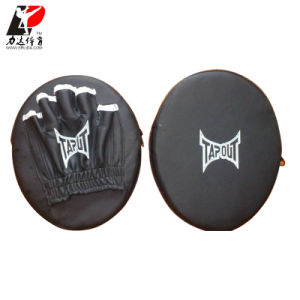 Flat Focus Punch Mitts (pair) for Taewondo MMA & Boxing Training