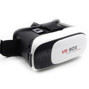 New Generation Vr Box 2 with Vr Box Controller for 3D Movies and Games