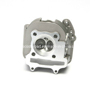 Gy6 50 High Performance Cylinder Head