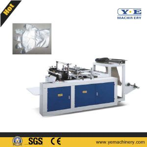 Plastic PE Disposable Glove Bag Making Machine Price (ST-500) pictures & photos
