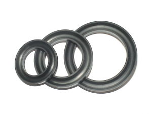 SGS Approved Customized / Standard and Nonstandard NBR Seal Rubber Rings pictures & photos