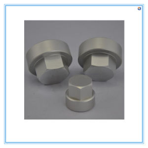 Aluminum Investment Casting for Bolts pictures & photos