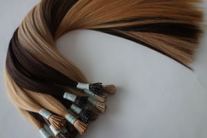 Best Quality Tiny Tip Hair Extensions pictures & photos