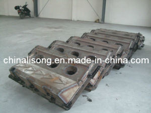 Rotational Mould for Making Traffic Barrier (KE-1813)