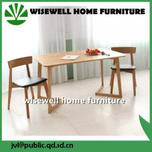 Oak Wood MID Century Modern Restaurant Chair Furniture (W-DF-0639)