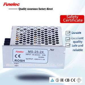 China Mini SMPS Power Supply Ms-25-24 24V DC Voltage Regulator ...