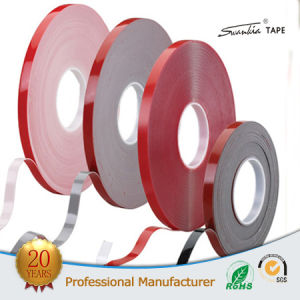 Waterproof Double Sided/Side Vhb Foam Tape