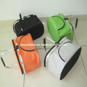 Folding Cooler Basket for Shopping (XY-310E) pictures & photos