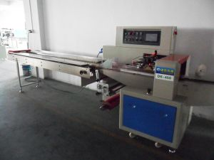 High Speed Rotary Type Glove Packing Machine (DK-450X)