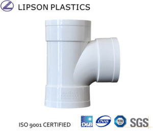 High Quality PVC Fitting Tee pictures & photos