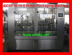 Bottled Pure Water Filling and Sealing Machine (CCGF16-16-6)