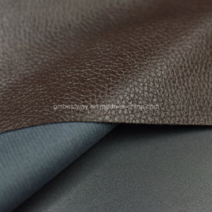 Environmental Multicolor PU Leather for Car Seat