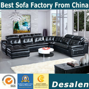 Whole Price Genuine Leather Sofa