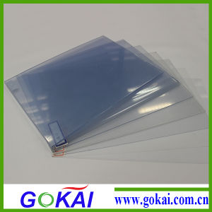 White and Clear PVC Rigid Sheet for Cabinet pictures & photos
