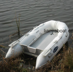 Liya 4.7m Foldable Inflatable Rescue Boat for Sale pictures & photos