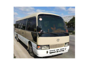 2016 Year Toyota Coaster Used Bus Left Hand Drive Diesel Engine City/School Bus in Low Cheap Price
