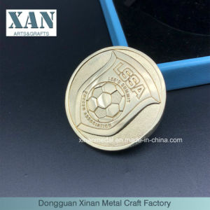 Custom Zinc Alloy Sports Enamel Souvenir Medallion Coins