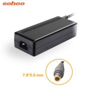 90W 20V 4.5A AC Adapter for Lenovo Laptop Charging Notebook Battery Chargers Output DC Jack 7.9*5.5mm pictures & photos