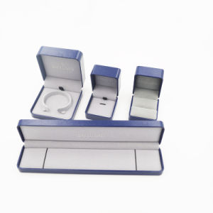 Shenzhen Supplier Custom Girls′ Ring Jewelry Set Box (J104-E) pictures & photos
