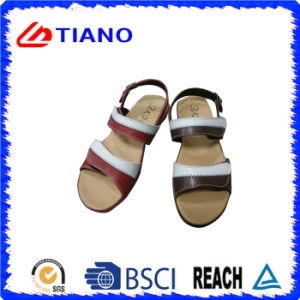 7bb2ee90d042 China Ladies Outdoor Beach EVA Sandals with Eco-Friendly PU Upper ...