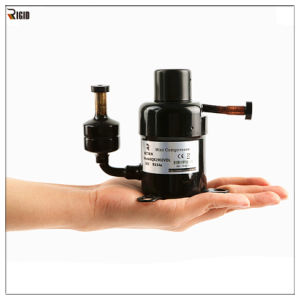 24V Miniature Refrigerator Compressor for Portable Refrigeration System