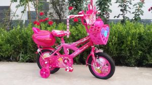 Pink 12inch Lovely Mind Style Basket Good Girls Bikes pictures & photos