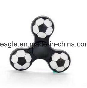 2017 Top Selling Plastic Basketball/Football Hand Spinner Fidget Spinner pictures & photos