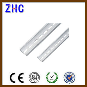 C25-10L Galvanized Metal Aluminum Electric Mounted DIN Rail pictures & photos